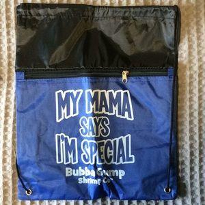 Bubba Gump Backpack NWOT